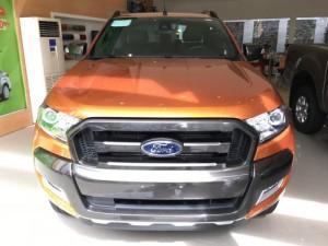 Gía Xe Ford Ranger Wildtrack 3.2L 2017 Tại...