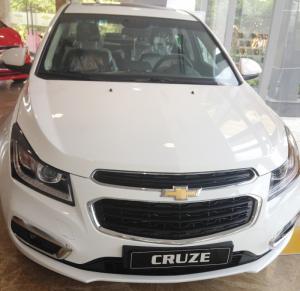 Cơ hội sở hữu xe Chevrolet Cruze 2017 chỉ...