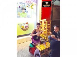 Nhượng công thức kem dừa độc quyền Thái Lan