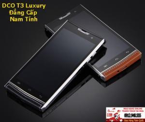 Điện thoại Dco T3 luxury,2 màn hình độc đáo,đa phong cách