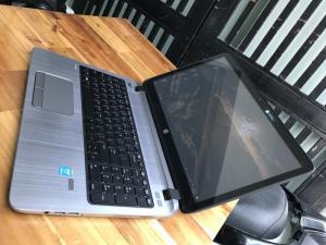 Laptop HP 450 G2, i5 5200U, 4G, 500G, 99%, 15,6in, cảm ứng, giá rẻ