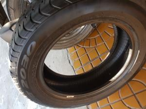 Cần bán 2 bộ lốp xe cũ 1 cho vios 95%, 1...