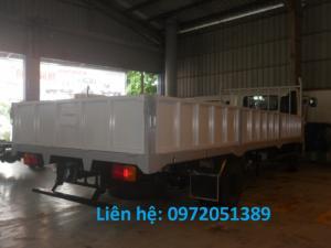 Xe hino FC9JLSW thùng lửng 5800kg