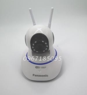Camera Wifi IP 1080 quan sát ngày đêm xoay 355 độ