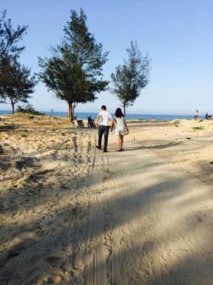 Đất ven biển trong vịnh Quy Nhơn - giá rẻ
