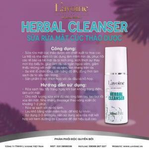 Sửa rửa mặt Hoa Cúc Thảo Dược L'avoine