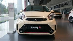 Kia Morning màu mới số tự động 2017, Có xe giao ngay, đủ mầu, Cho vay 90%. Giá tốt nhất tại Hà Nội