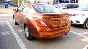 Bán Nissan Sunny XV-SE, màu cam (hiếm) giá 530tr