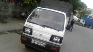 Xe ô tô tải suzuki 5 tạ cũ hải phòng