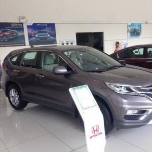 Honda CRV 2.4 TG Khuyến Mãi Đặc Biệt, Tặng Bảo Hiểm Vật chất, Phụ kiện chính hãng.