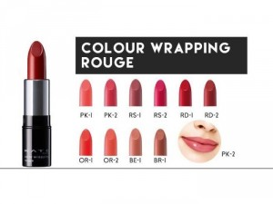 Son kate tokyo wrapping rouge