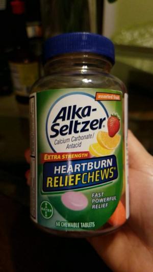 ALKA-SELTZER - Hỗ trợ cho người bị Đau Dạ...