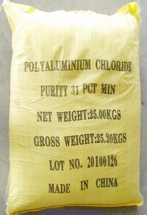 PAC (Poly Aluminum Chloride)