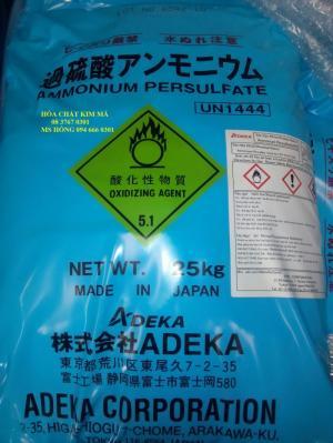 AMMONIUM PERSULFATE - ADEKA (hóa chất xi mạ Nhật Bản)