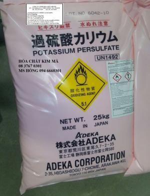 POTASSIUM PERSULFATE - ADEKA (Nhật Bản)