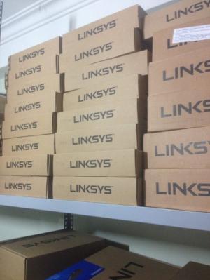 Kho hàng Linksys