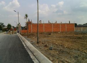 Đất chính chủ Long An, sổ riêng từng nền, xây nhà ở ngay