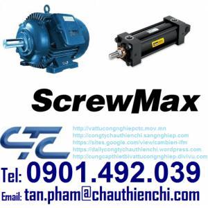 Van điện từ Screwmax | Bơm Thủy Lực Đại lý chau thien chi co.,ltd