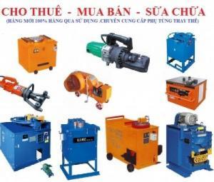 Dịch vụ sửa máy xây dựng giá ưu đãi tại Kon Tum