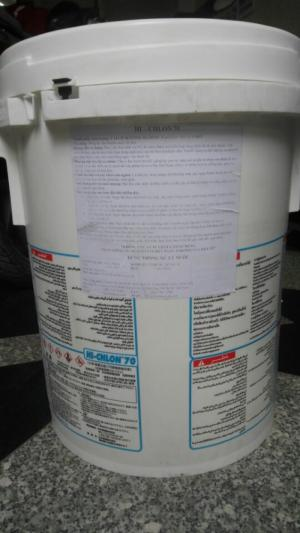 Niclon 70-G ( Chlorine 70 - Nhật Bản)