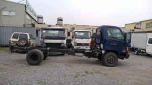 Xe tải Hyundai HD800 - 8 tấn, giá thương lượng