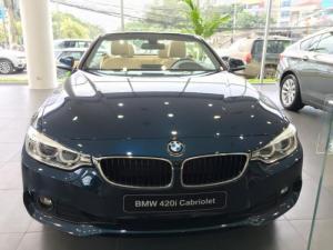 BMW 420i Convertible - Xe mui xếp cứng hạng sang