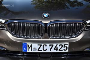 BMW 520d G30 2017 thế hệ mới