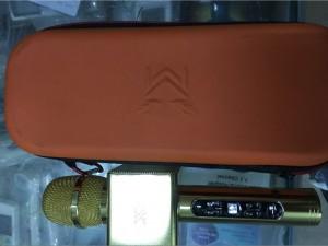 Mic bluetooth X6 ( hàng mới )