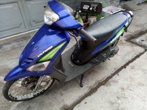 Yamaha Mio thái màu xanh-đen