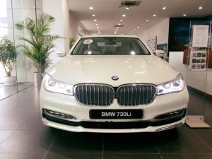 BMW 740Li - Đẳng cấp doanh nhân
