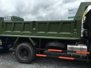 Xe tải ben Dongfeng 2 cầu 7 tấn 8