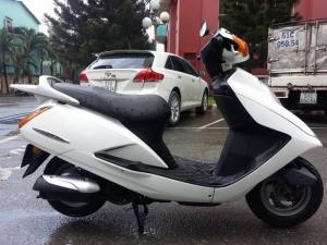 Honda @stream 125 Trắng Tinh Khôi Xe Nhập Khẩu Của NHẬT Chính Chủ
