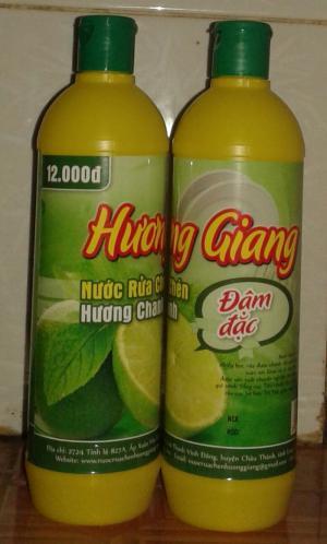 Hương chanh 450gam-giá 6.000 đ