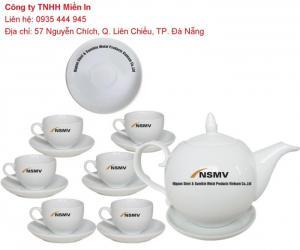In bộ ấm trà tại Quảng Ngãi, in ấm chén tại Quảng Ngãi