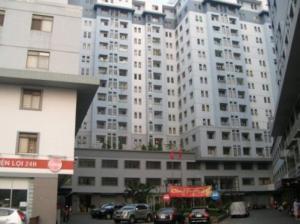 Cần bán gấp căn hộ Tôn Thất Thuyết, Dt 50m2, 1.6 tỷ.