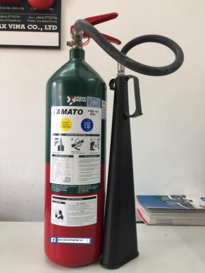 Bình chữa cháy Yamato Protec C02 4,6kg