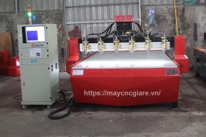 Máy CNC 6 đầu