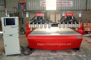 Máy CNC 12 đầu