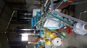 Chuyên sản xuất nguyên liệu đóng gói, bảo hộ lao động