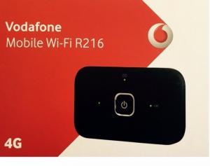Bộ Phát Wifi 4G LTE 150Mbps Vodafone R216 Chính Hãng