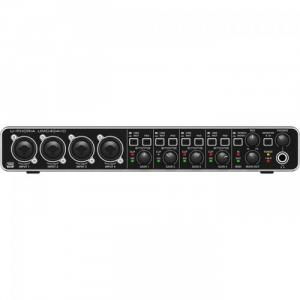 Card âm thanh Behringer U-PHORIA UMC204HD, UMC404HD USB/MIDI 192kHz