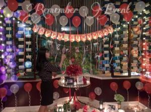 Đặt tiệc sinh nhật lãng mạn cho người yêu