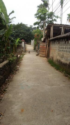 Bán đất bể bơi Kim Bôi, cách cổng bể bơi 50m