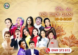 CHỜ ĐÓN TỪNG NGÀY Đêm nhạc Còn lại với thời gian - NSND Thu Hiền, NSND Quang Thọ