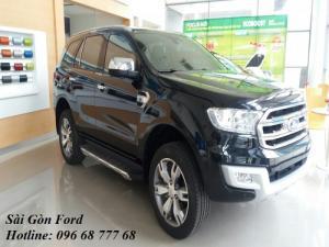 Ford Everest 2018 Nhập khẩu, có xe giao ngay