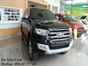 Ford Everest 2017 Nhập khẩu, có xe giao ngay - Thủ tục trả góp nhanh, gọn, lẹ.