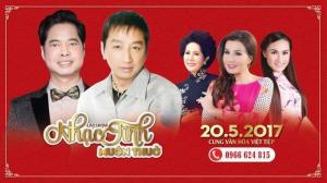 Duy nhất một đêm Liveshow Nhạc tình muôn thuở - Trường Vũ, Ngọc Sơn tại Hải Phòng