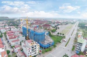 Bán gấp căn 60m2 và 70m2 Royal Park Bắc Ninh View Nhà Văn Hóa Kinh Bắc