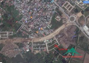 Bán 100m2 đất tái định cư gần bệnh viện Vinmec - Cầu Rào 2, đường nhựa vỉa hè, giá 1.95 tỉ