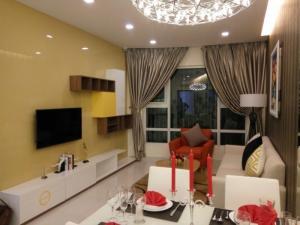 Bán nhà chung cư Melody 16 Âu Cơ, 3 PN, căn góc, DT 92,2 m2, tầng 9